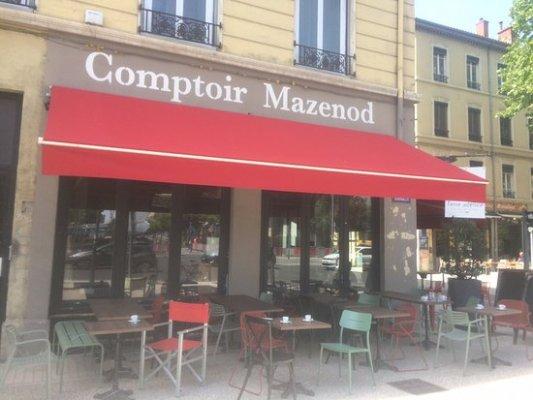 COMPTOIR MAZENOD