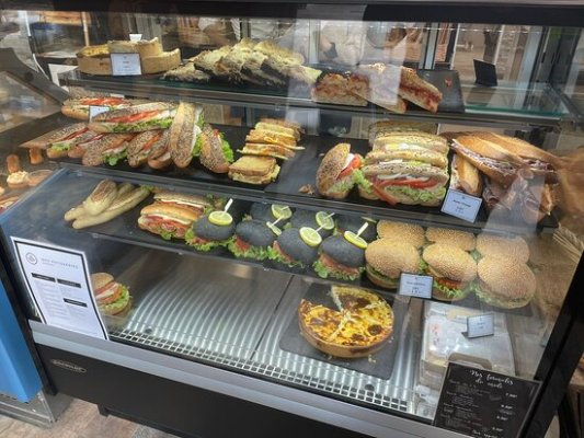 Boulangerie Les 3 V