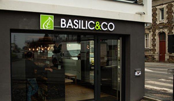 Basilic Co Nantes Clisson
