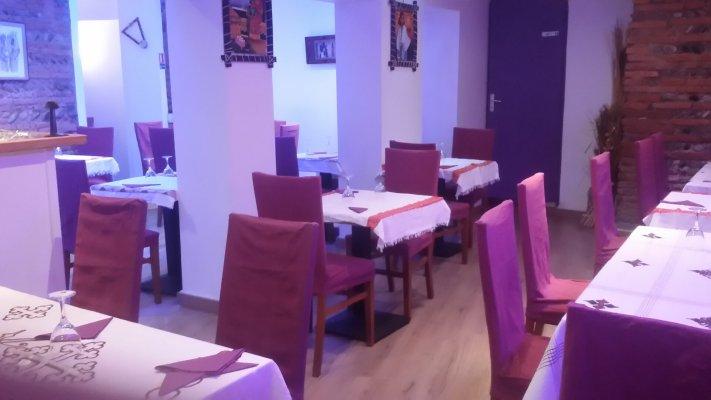 Restaurant Ethiopien Toulouse
