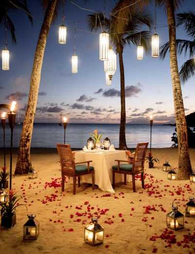 Romantic spots